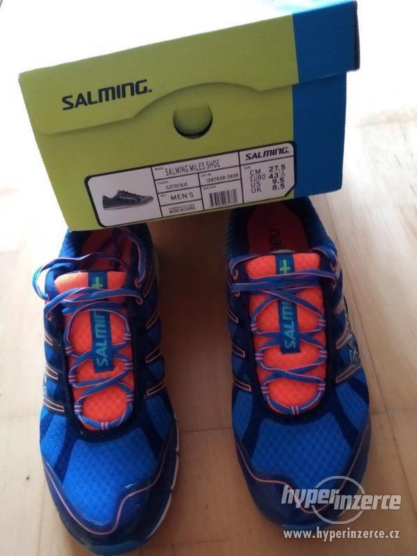 Silniční běžecké boty Salming Miles Men 43 1/3 EUR (8.5UK) - foto 3