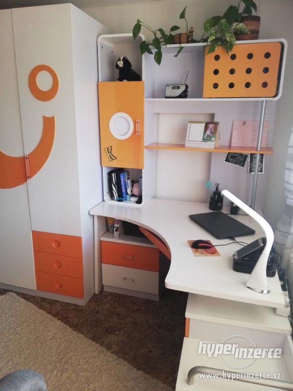 Nábytek do dětského pokoje - dívčí - foto 2