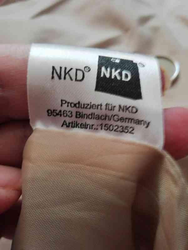 Luxusní trenčkot NKD, vel. 44 - foto 6