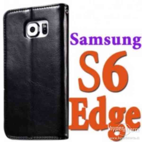 Pouzdro na mobil Samsung S6 Edge