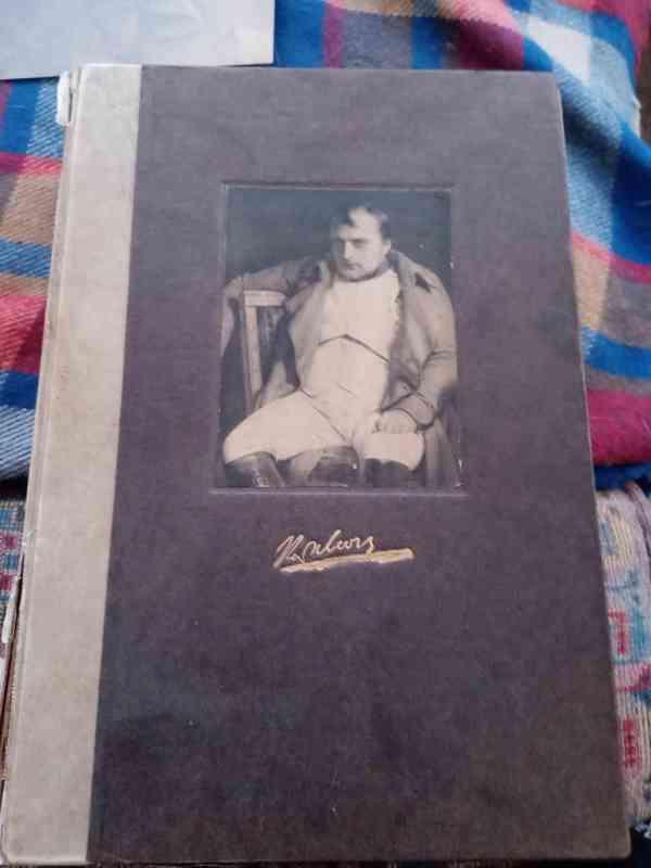 Kniha Napoleon in bild und wort