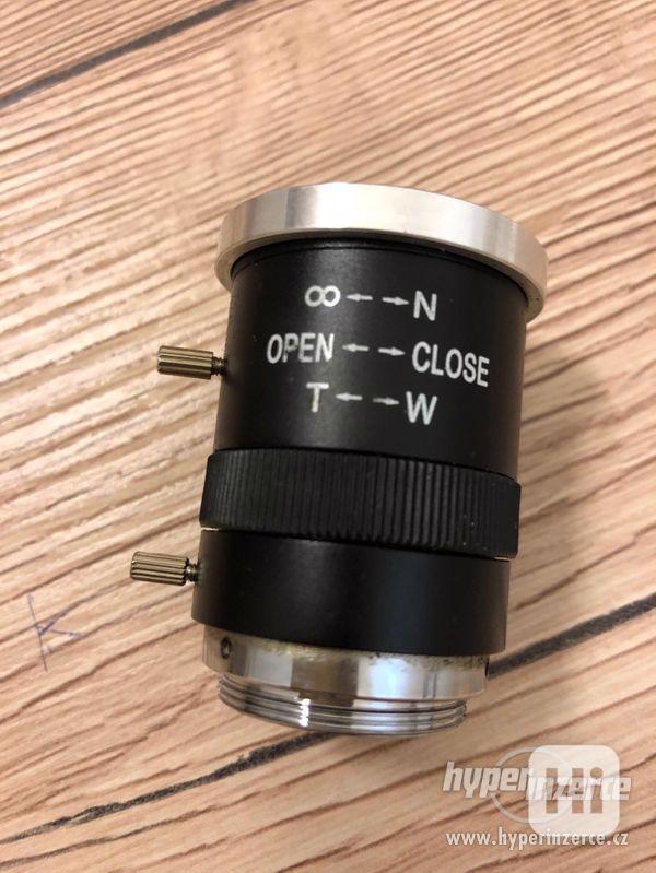 objektiv 3.5-8mm 1/3'' - foto 3