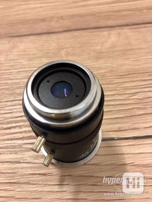 objektiv 3.5-8mm 1/3'' - foto 5