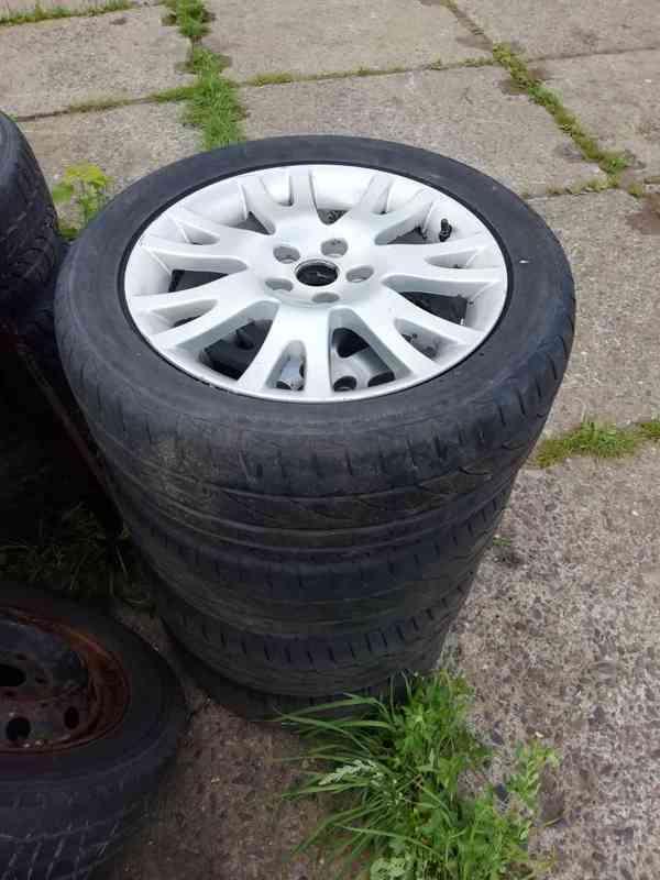 Sada pneumatik: Renault Laguna (letní)  - foto 2