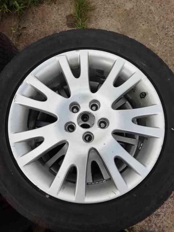 Sada pneumatik: Renault Laguna (letní)