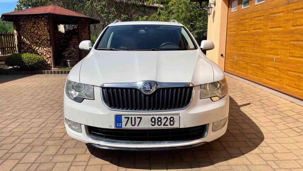Škoda Superb 3.6 FSI V6 191kW 4x4 L&K - foto 8