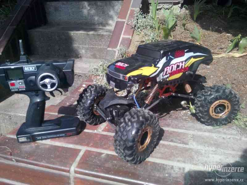 1/10 Rock Crawler, 4WD - foto 1