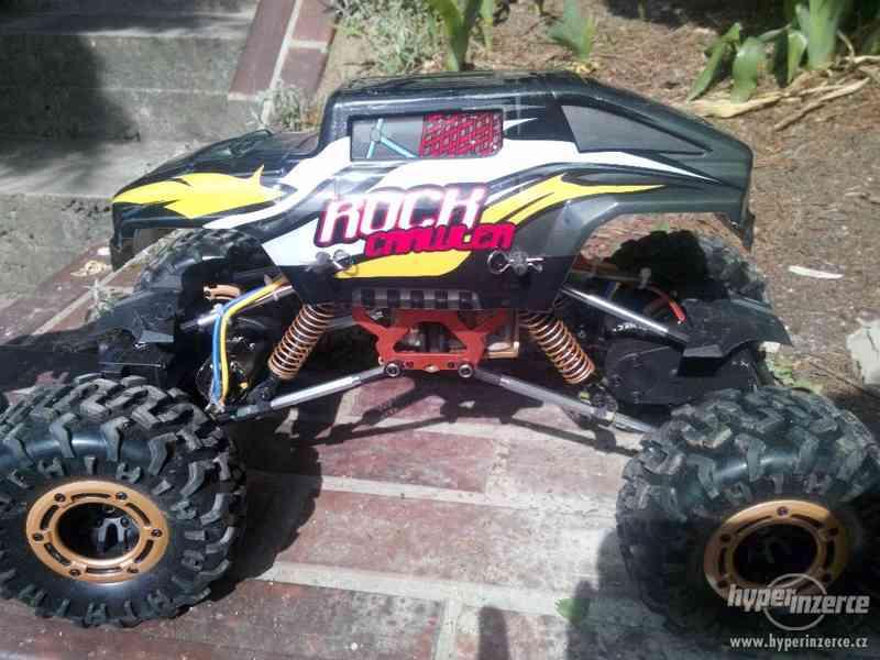 1/10 Rock Crawler, 4WD - foto 2