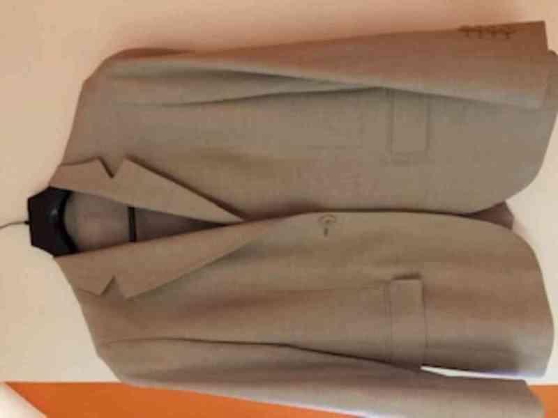 Prodám dámské béžové sako OP Prostějov - foto 1