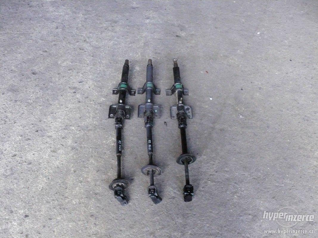 tyč řízení MB sprinter a vito - foto 1