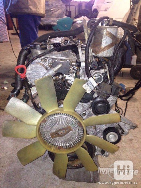 motor mercedes sprinter cdi 311,313 - foto 1