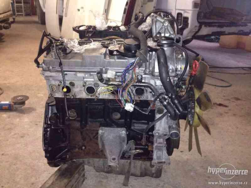 motor mercedes sprinter cdi 311,313 - foto 4