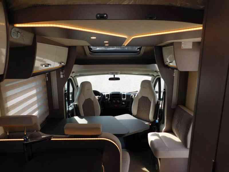 Zapůjčíme Vám NOVÝ obytný vůz na Vaši dovolenou...  - foto 7