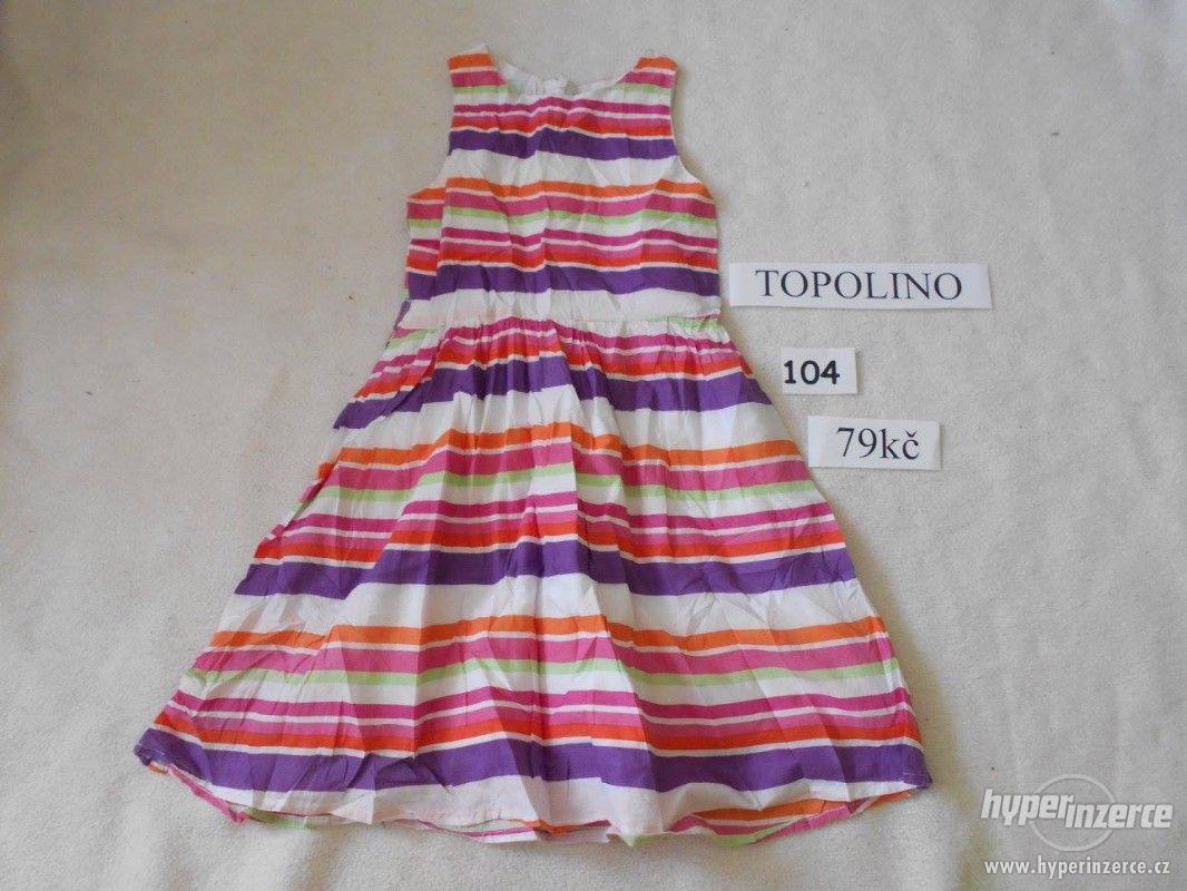 Krásné šaty+sukně - foto 1