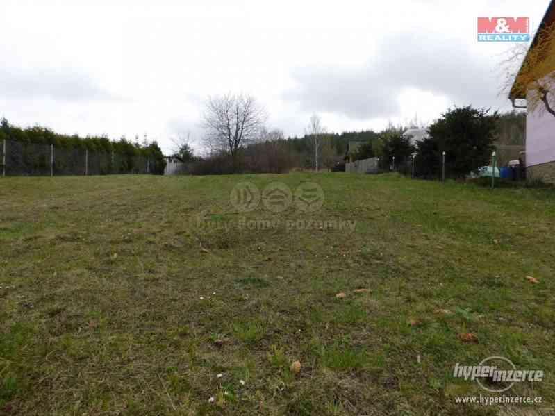 Prodej, stavební pozemek, 726 m?, Chomutov Mašťov, ul. Lesní - foto 2