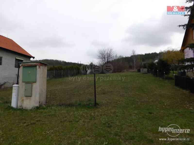 Prodej, stavební pozemek, 726 m?, Chomutov Mašťov, ul. Lesní - foto 3