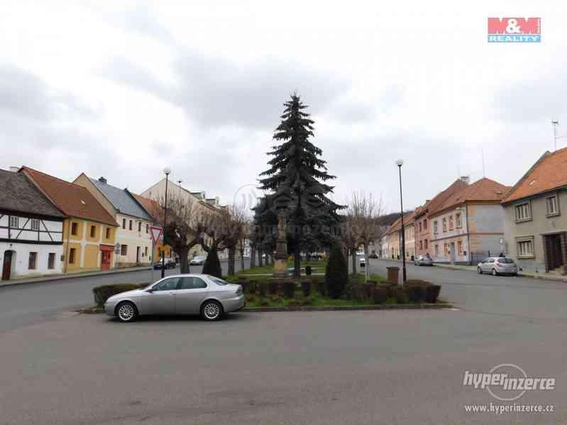 Prodej, stavební pozemek, 726 m?, Chomutov Mašťov, ul. Lesní - foto 4