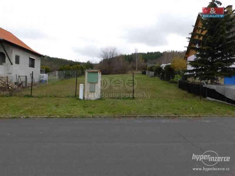 Prodej, stavební pozemek, 726 m?, Chomutov Mašťov, ul. Lesní - foto 5