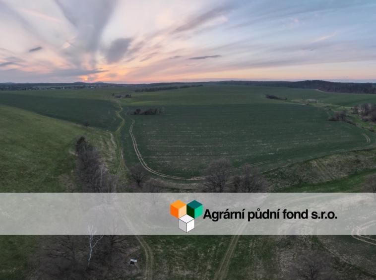 Krátkodobá investice do zemědělského pozemku