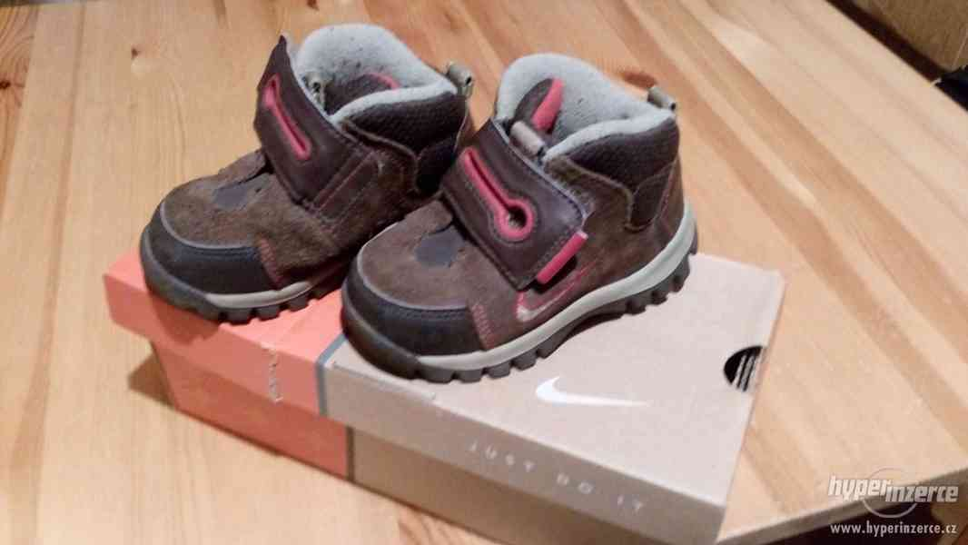 Dětské boty Nike vel 22
