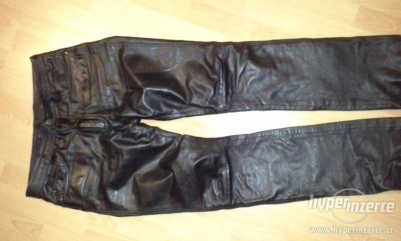 Kožené kalhoty - foto 2