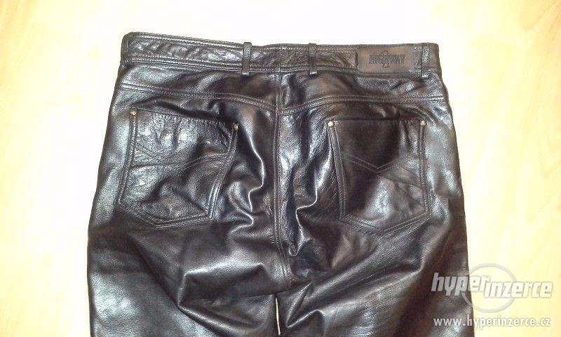 Kožené kalhoty - foto 4