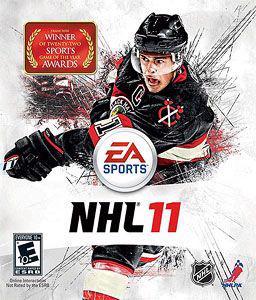NHL 11 pro Xbox 360