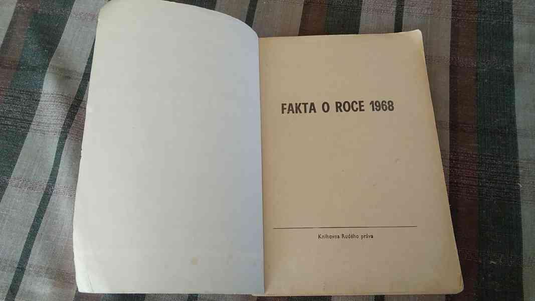 Fakta o roce 1968 - foto 2