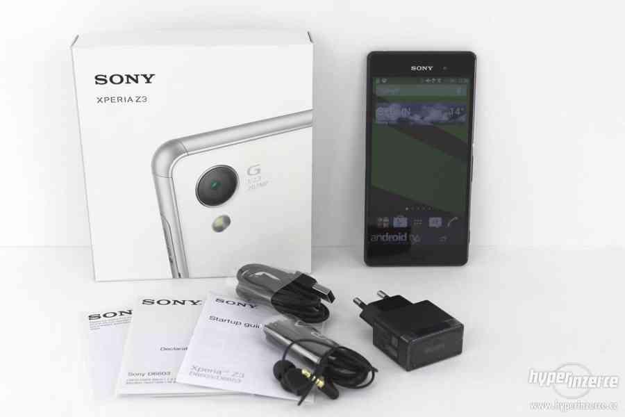 Sony Xperia Z3 Compact (white/bílý) D5803