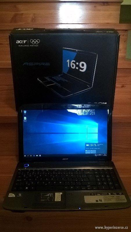 Prodám notebook Acer