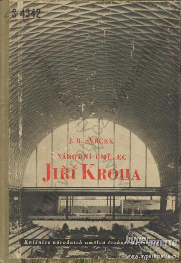Národní umělec Jiří Kroha - foto 1