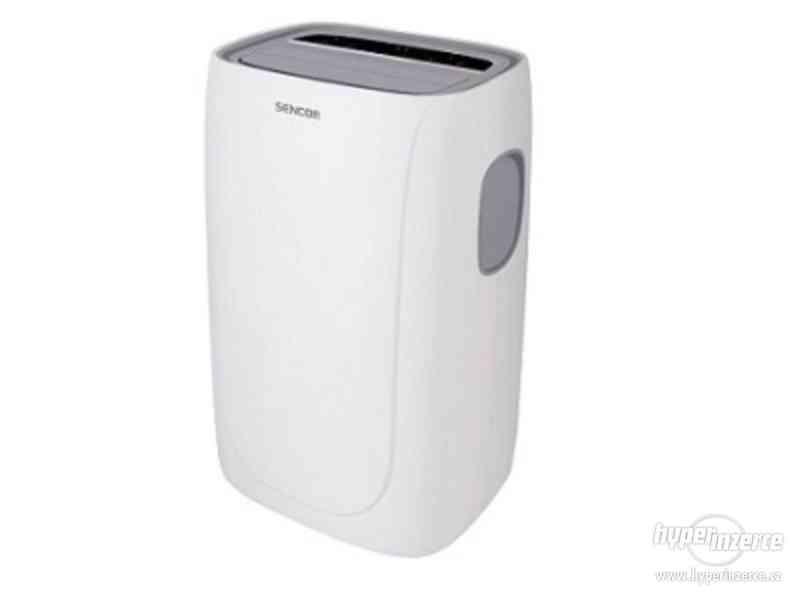 Mobilní klimatizace SENCOR SAC MT9020C, těsnění do okna