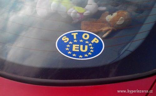 SAMOLEPKA STOP EU - foto 7