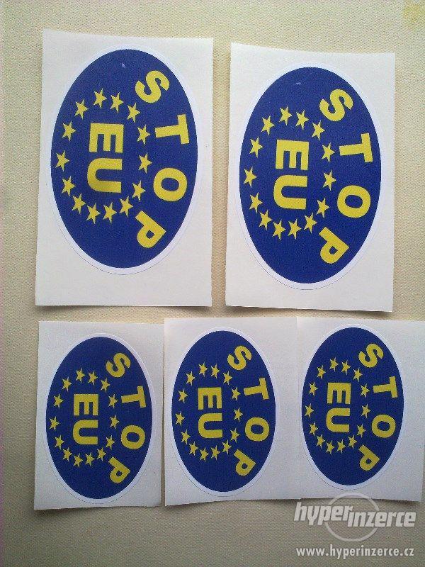 SAMOLEPKA STOP EU - foto 8