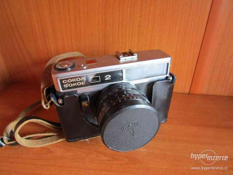 Fotoaparát na kinofilm