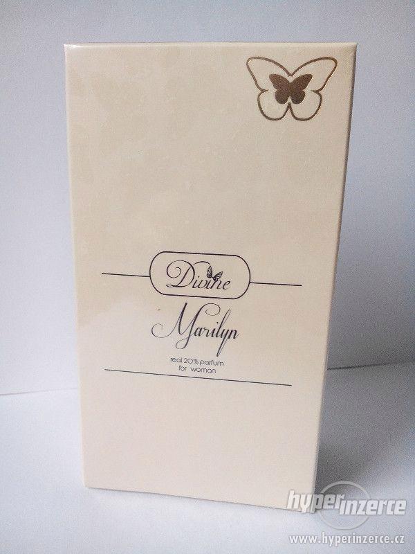 Luxusní parfémy Divine