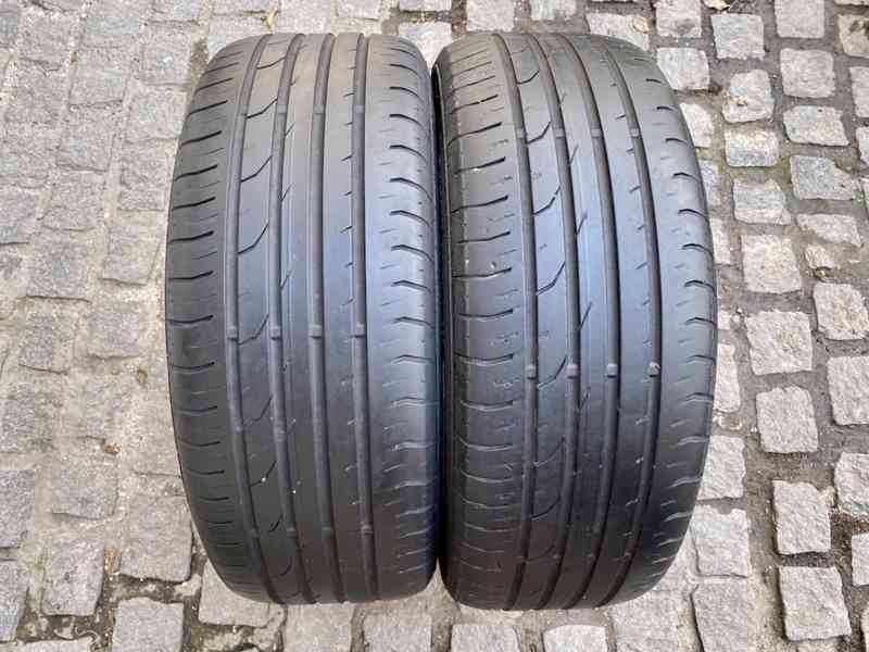 205 55 16 R16 letní pneu Continental - foto 1