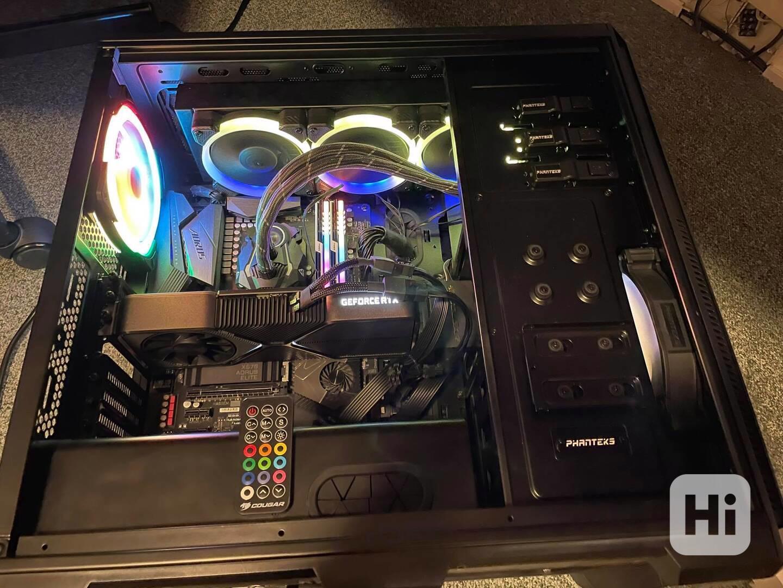 Herní PC RTX 3080Ti (ZÁRUKA) - foto 1