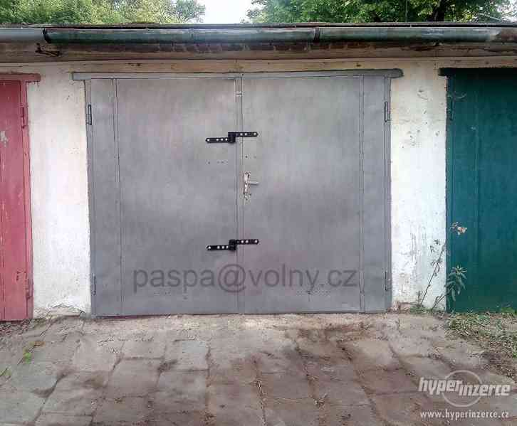 Pronajmu garáž Brno Žabovřesky