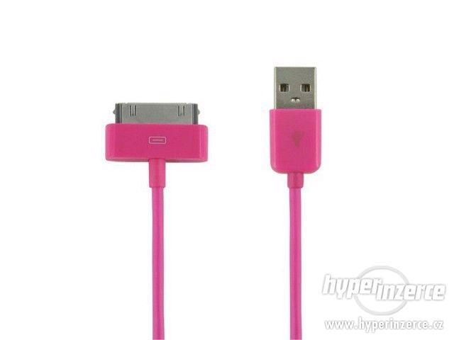 Datový kabel 30pin iPhone 4/4s - foto 5