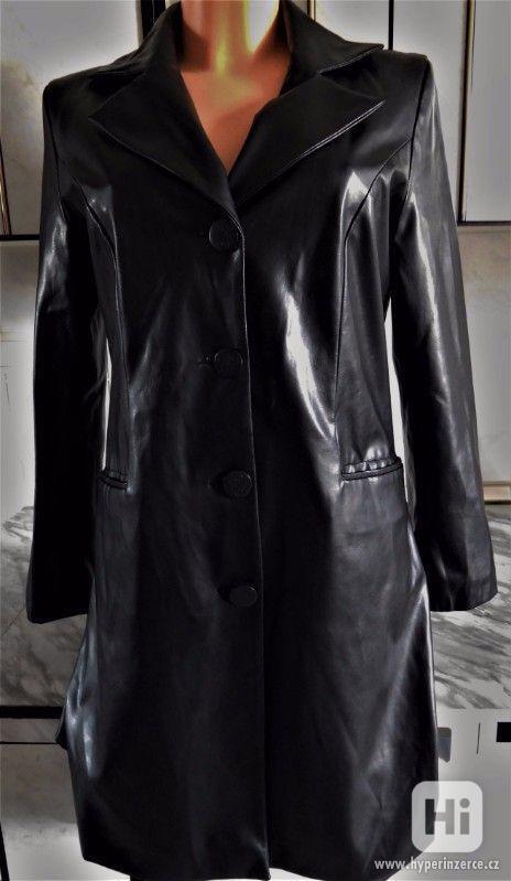 kvalitní dlouhý kabát z Francie - foto 1