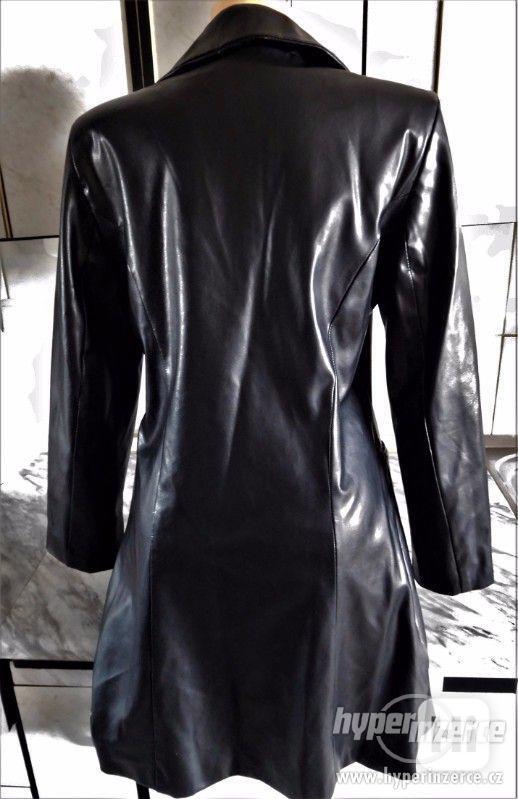 kvalitní dlouhý kabát z Francie - foto 2