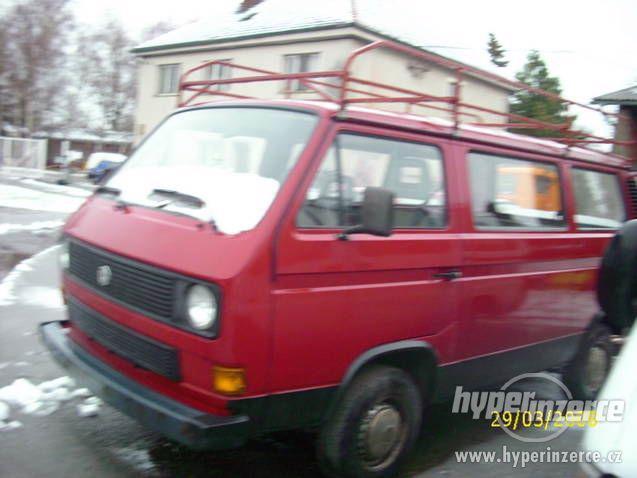 Koupím VW TRANSPORTER T3