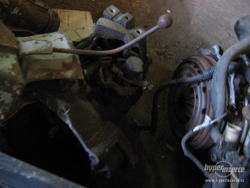 Prodám kompletní převodovku z Audi A3 1.8 110 kW - foto 1