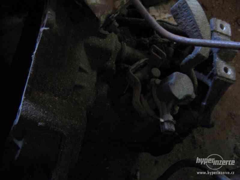 Prodám kompletní převodovku z Audi A3 1.8 110 kW - foto 2