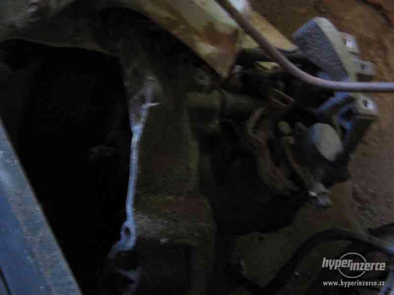 Prodám kompletní převodovku z Audi A3 1.8 110 kW - foto 3