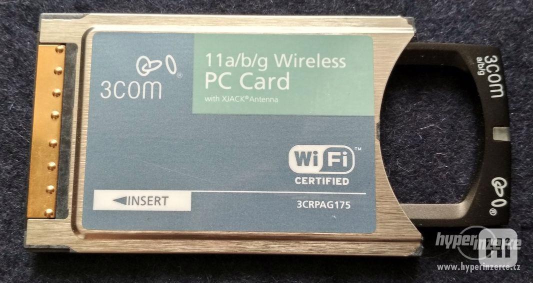 MINI PCI TV karta AverMedia, miniPCI a pcmcia WiFi do NTB - foto 6