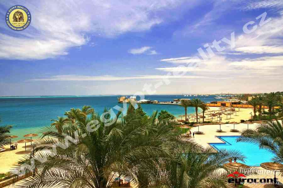 EGYPT REALITY - Hurghada - Pronájem soukromého apartmánu 3+k