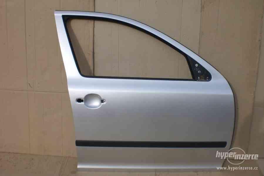 Pravé přední dveře Škoda Octavia II