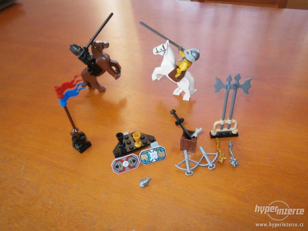 LEGO RYTÍŘSKÉ KLÁNÍ - foto 1